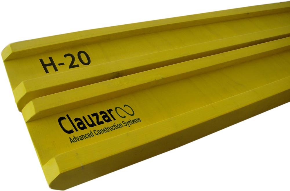 קורות צהובות H20 קלוזאר